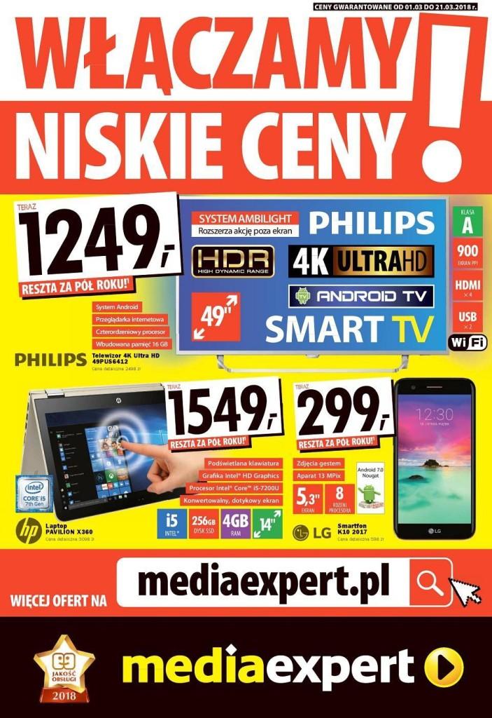 Газетка Media Expert 01.03-21.03