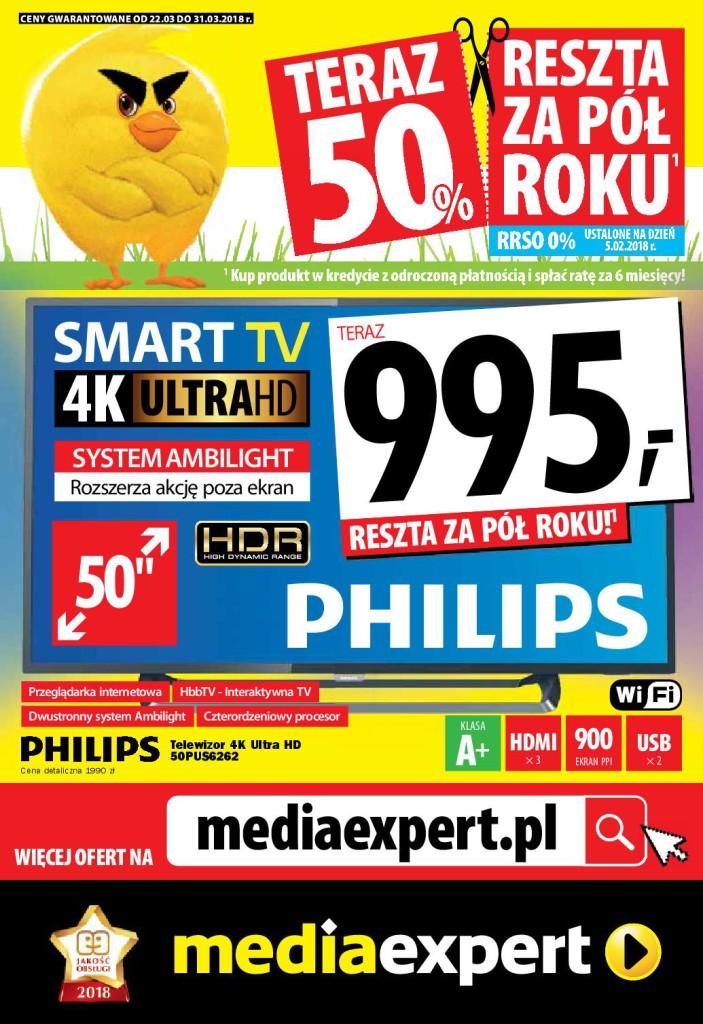 Газетка Media Expert 22.03-31.03
