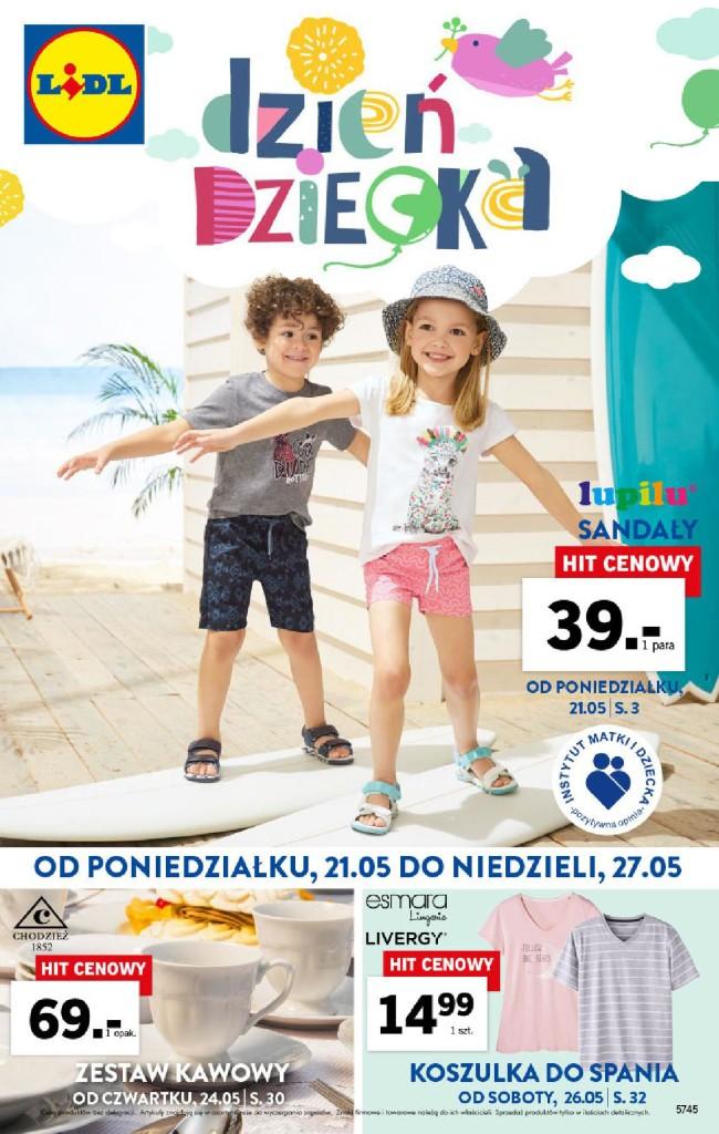 Газетка Lidl 21.05-27.05