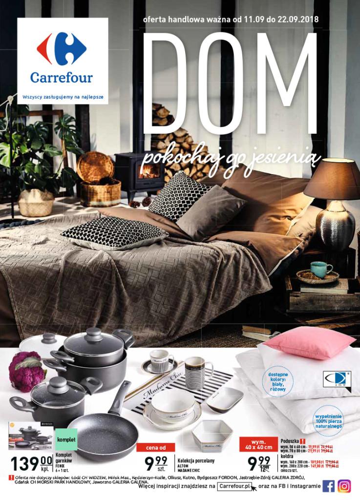 Газетка Carrefour 11.09-22.09