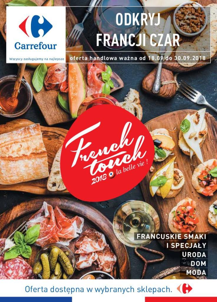 Газетка Carrefour 18.09-30.09
