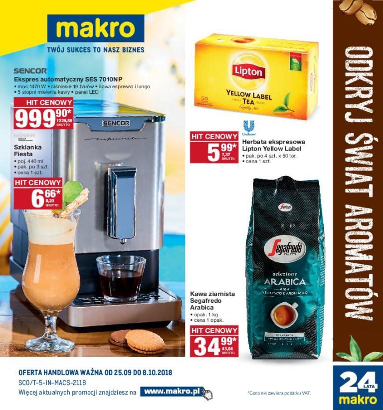 Газетка Makro 25.09-08.10