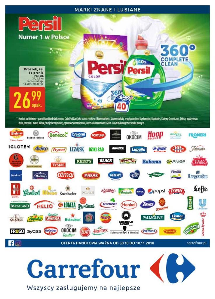 Газетка Carrefour 30.10-10.11