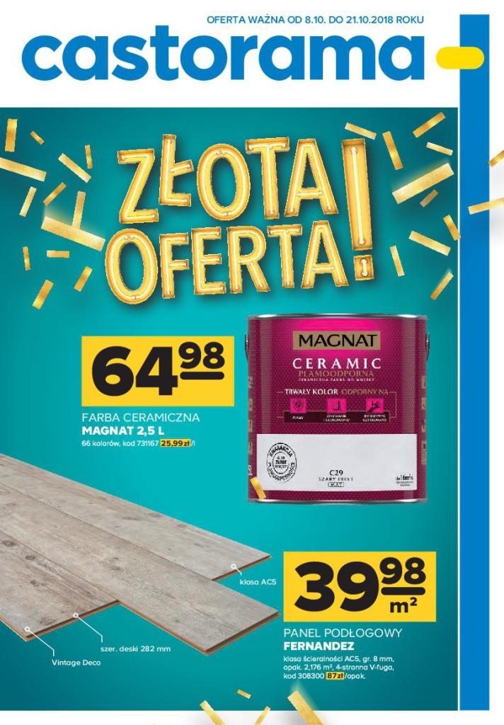 Газетка Castorama 08.10-21.10