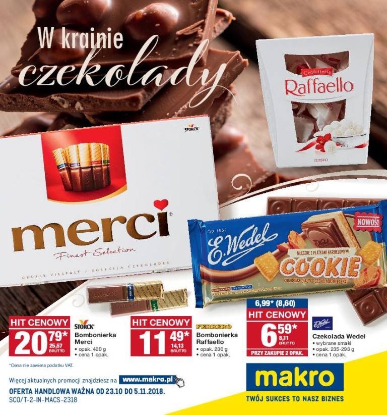 Газетка Makro 23.10-05.11