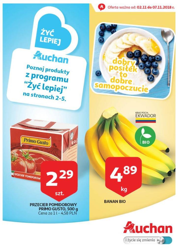 Газетка Auchan 02.11-07.11