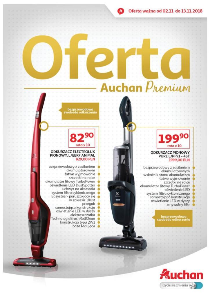 Газетка Auchan 02.11-13.11