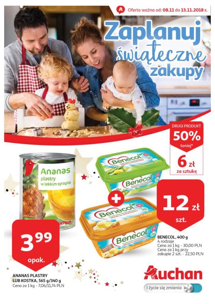 Газетка Auchan 08.11-13.11