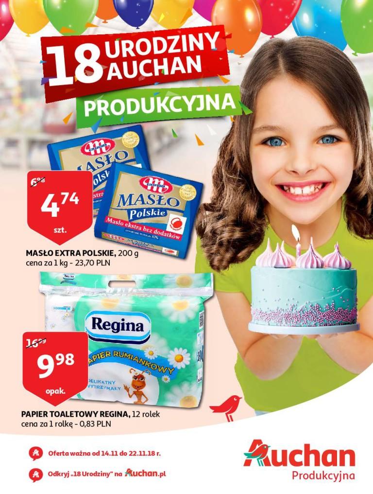 Газетка Auchan 14.11-21.11