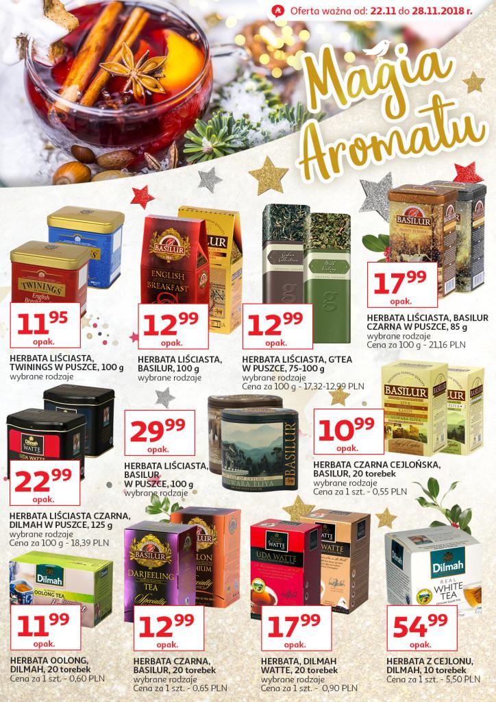 Газетка Auchan 22.11-28.11