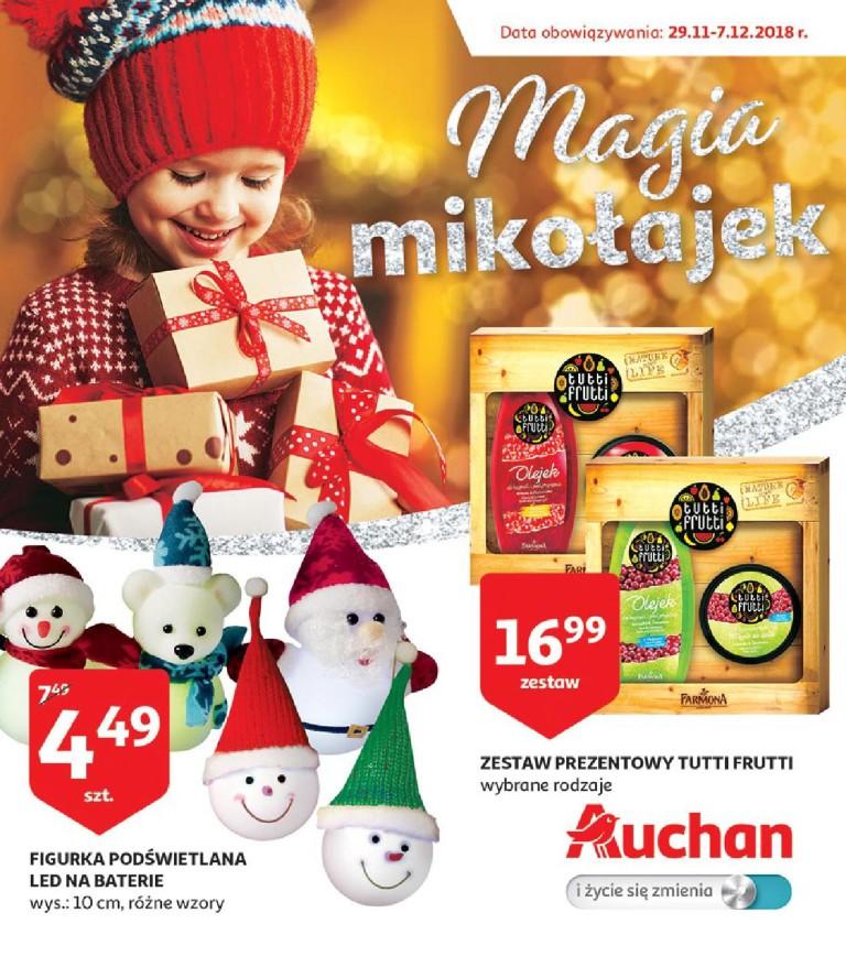Газетка Auchan 29.11-07.12