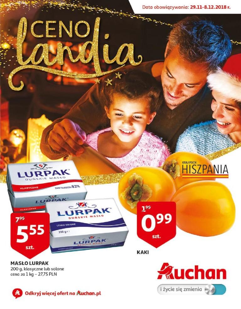Газетка Auchan 29.11-08.12