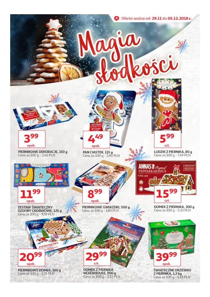 Газетка Auchan 29.11-05.12