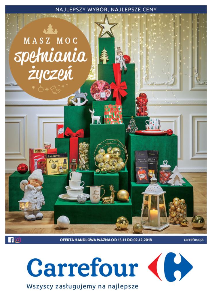 Газетка Carrefour 13.11-02.12