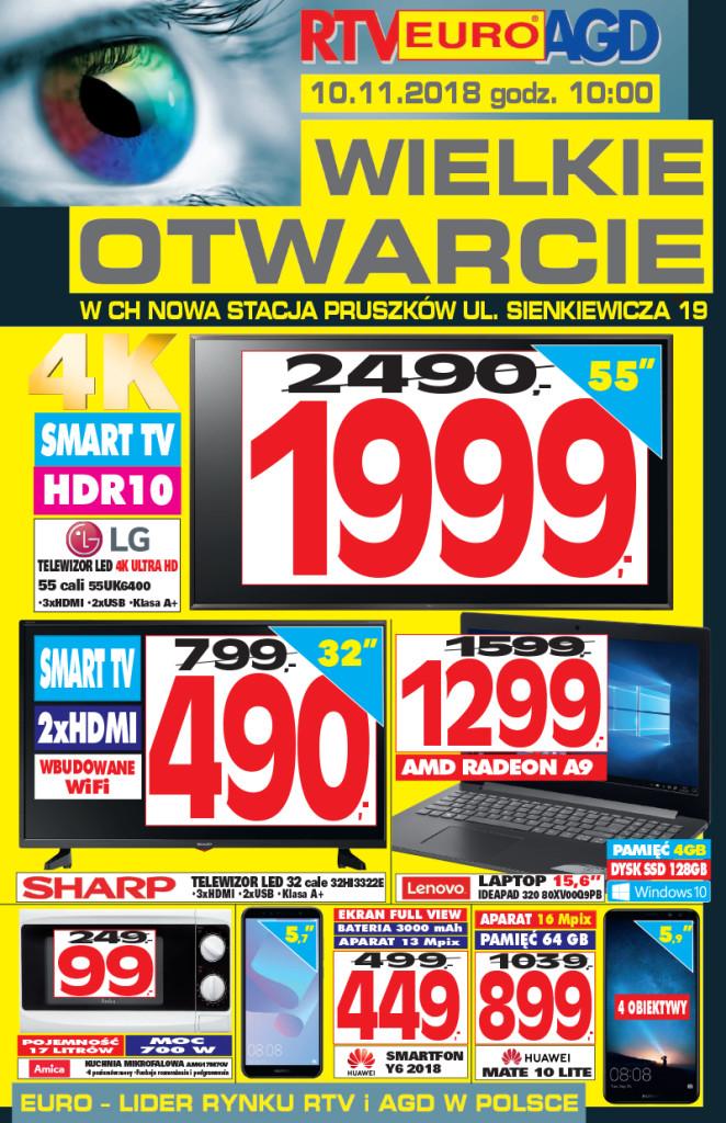 Газетка RTV EURO AGD 07.11-15.11