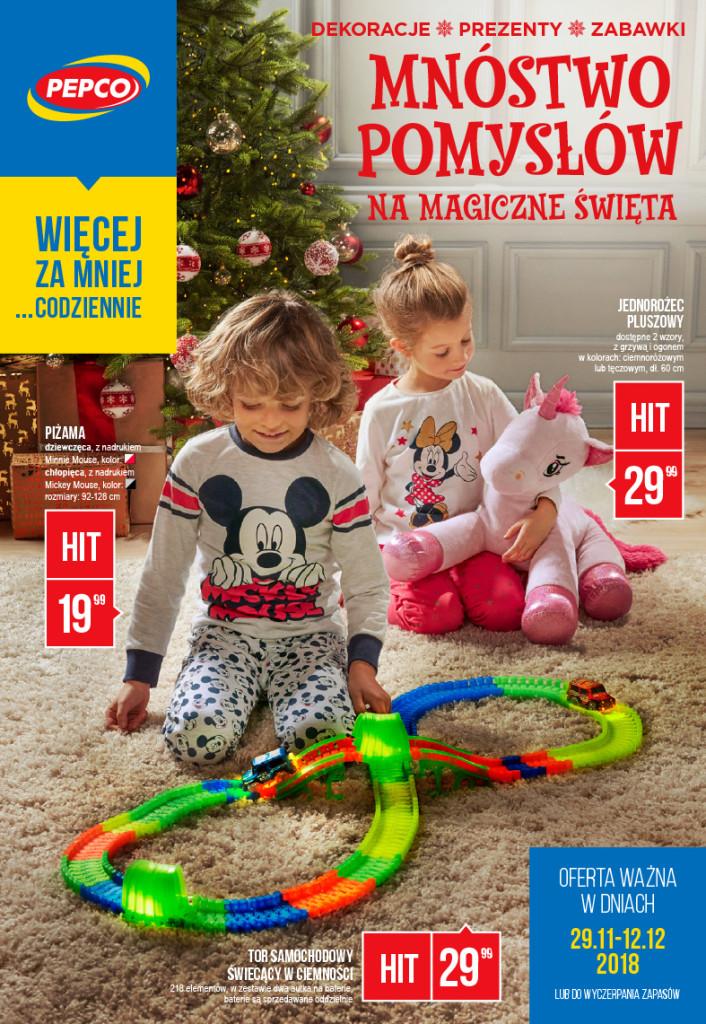 Газетка Pepco 29.11-12.12