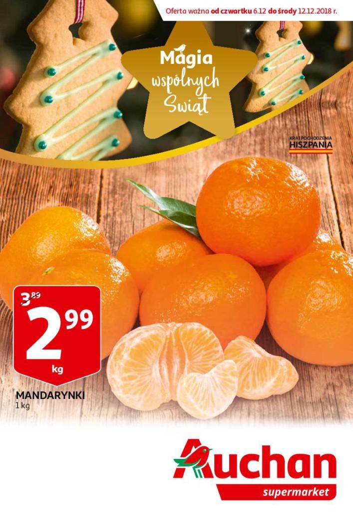 Газетка Auchan 06.12-12.12