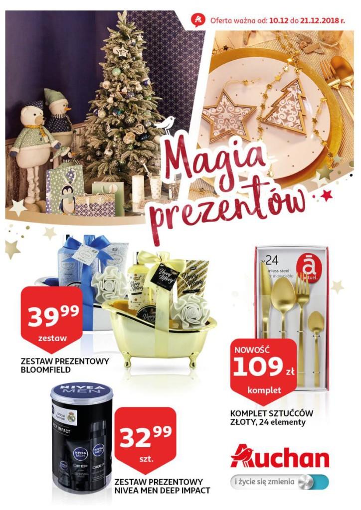 Газетка Auchan 10.12-21.12