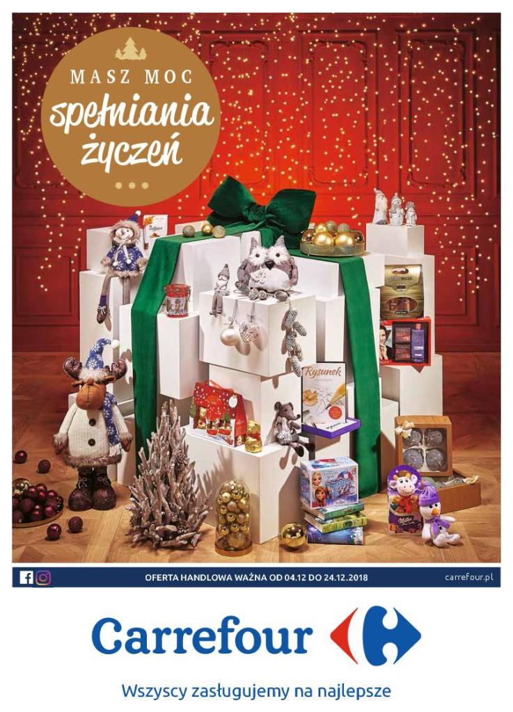 Газетка Carrefour 04.12-24.12
