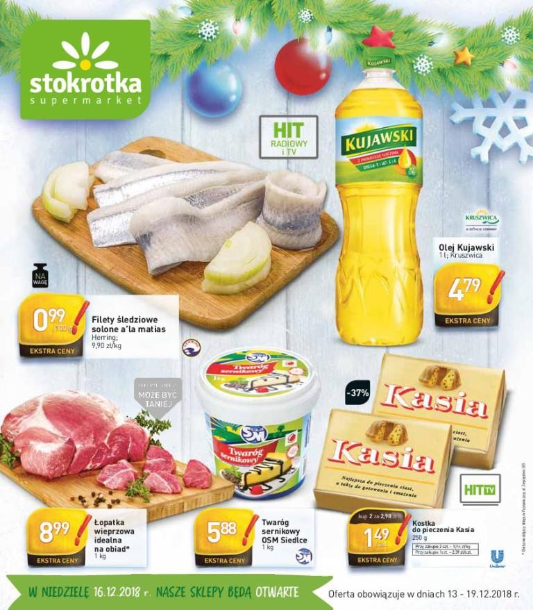 Газетка Stokrotka 13.12-19.12